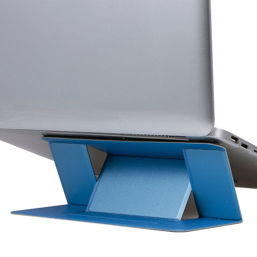 Adjustable Folding Portable Invisible Laptop Stand Holder with Dual-Angle Adjustment