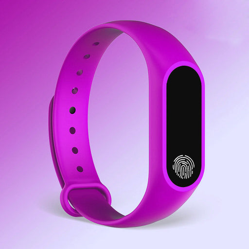 Waterproof Bluetooth Sport Bracelet Fitness Smart Watch Wristband For IOS and Android