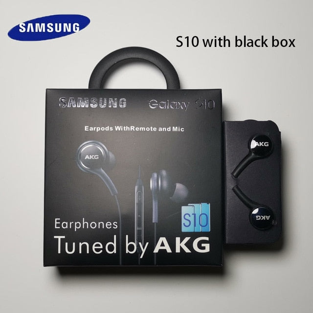 samsung AKG Earphone EO-IG955 3.5mm In-ear with Mic wired headset for Samsung Galaxy s10 S9 S8 S7 S6 S5 S4 HUAWE smartphone