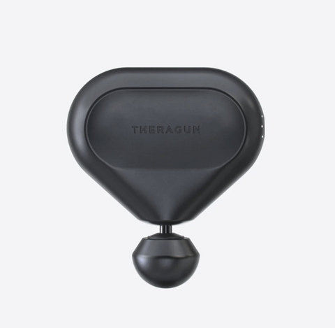 The mini is your pocket-sized partner, giving you Theragun quality muscle treatment with unparalleled portability. Compact but powerful, Theragun mini is the most agile massage device that goes wherever you do.