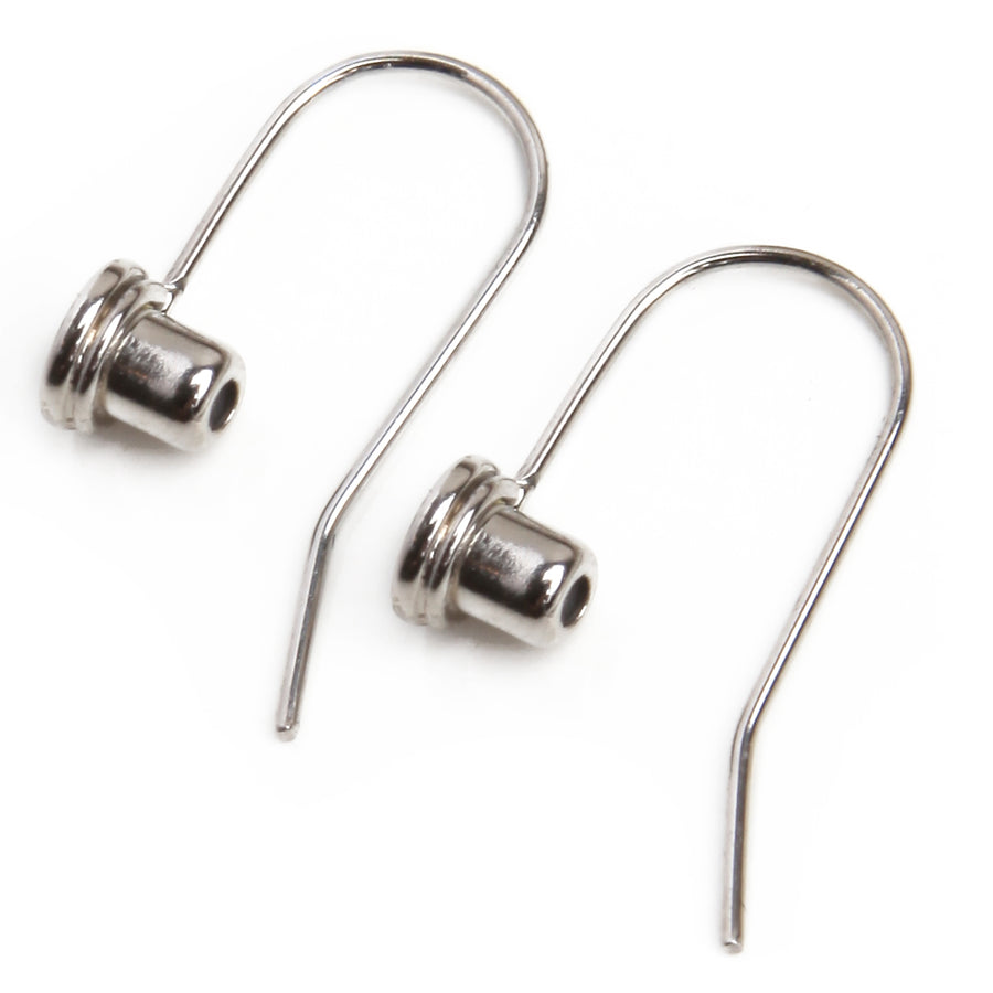 Earring Converters | Post to Fish Hook Wire | Stainless Steel