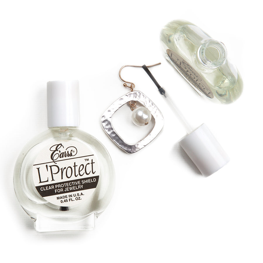 Jewelry Shield | Clear Protective Coating | L'Protect