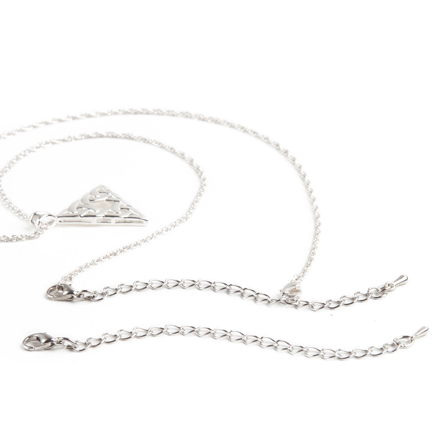 Wholesale | Necklace Extender | Chain Link | Silver Extend-A-Link | 1 Pack