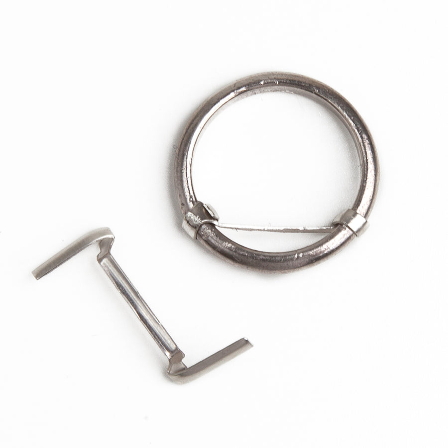Ring Size Adjuster | Men's Silver Ring Guard | 1 Piece