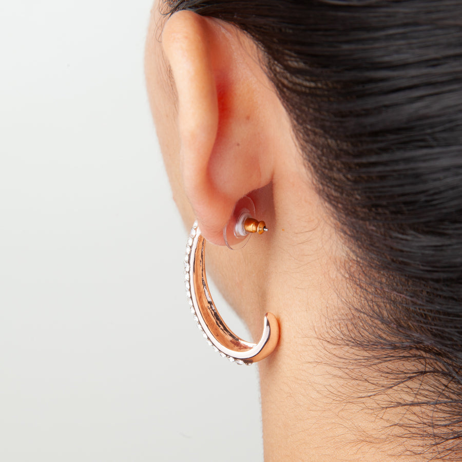 Wholesale | Earring Back Support | Disc Earring Backs | Gold Diskies 2 | 3 Pairs