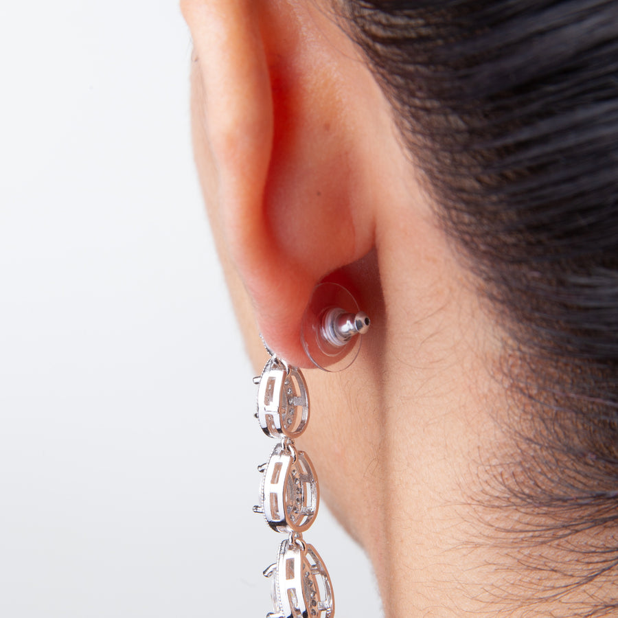 Earring Back Support | Disc Earring Backs | Silver Diskies 2 | 3 Pairs
