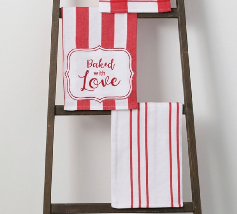 Christmas Tea Towels - 2