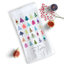 Load image into Gallery viewer, Christmas Tea Towel