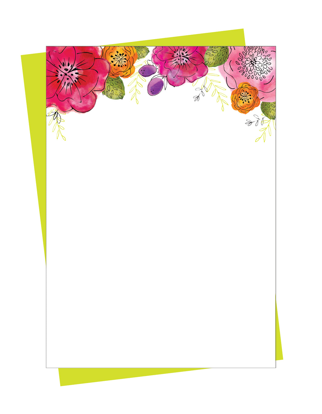 Spring Blooms Notes - Box Set