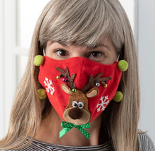Load image into Gallery viewer, Christmas Masks