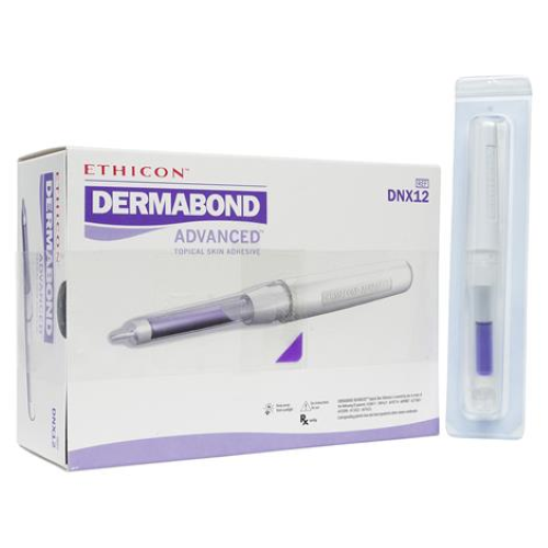 Dermabond DNX12 Advanced Topical Skin Adhesive by Ethicon