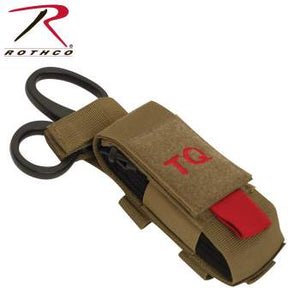 ROTHCO MOLLE Tactical Tourniquet and Shear Holder Pouch