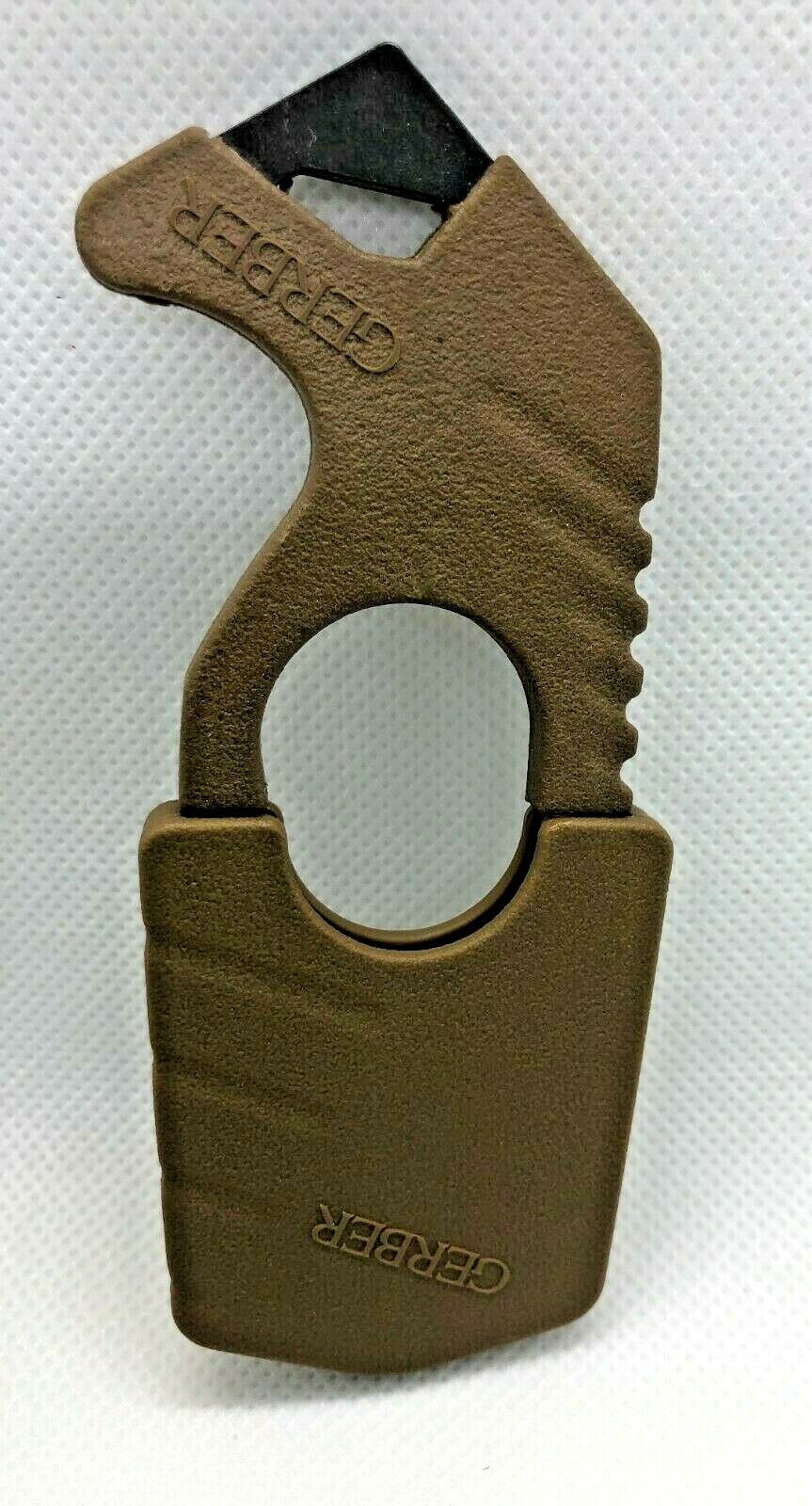 Gerber Strap or Seat Belt Cutter