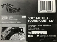 "Load image into Gallery viewer, Tactical Medical Solutions SOF Tactical Tourniquet 1.5"" Wide SOFTT-W Gen 4"