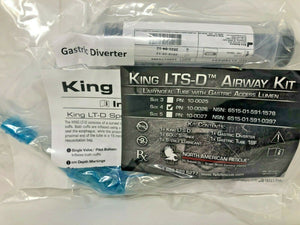 North American Rescue KING LTS-D Airway Kit