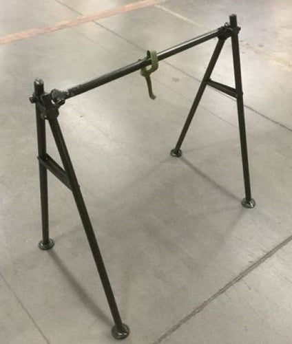 Pair of  Folding Litter Support Stands by Brenner Metal Products