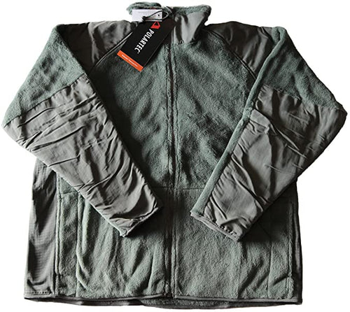 Polartec Military Army ECWCS Men's Thermal Pro Gen III 3 Cold Weather Fleece Jacket