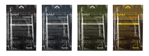 SAM® Chest Seals
