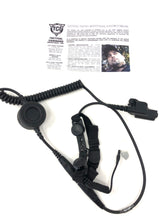 Load image into Gallery viewer, Throat Mic TTMK-3 Tactical Command Industries