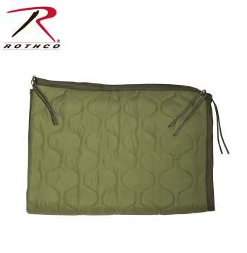 Olive Drab Woobie by ROTHCO- Poncho Liner