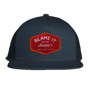 Hat - Trucker - Blame It On The Whiskey Patch