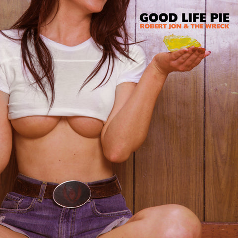 "CD - ""Good Life Pie"" (2016)"