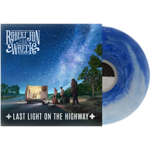 "Vinyl - ""Last Light On The Highway"" LP (2020) (Limited Edition Blue and White)"