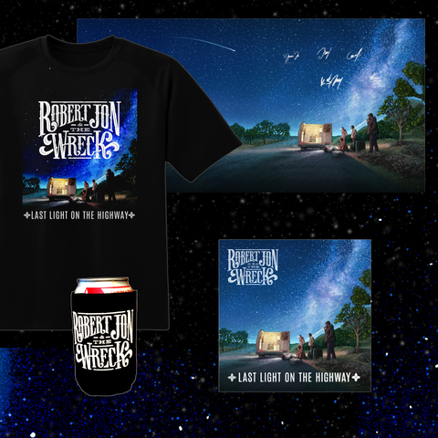 Last Light On The Highway Pre-Order Package CD Deluxe