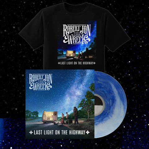 Last Light On The Highway Pre-Order Package Vinyl
