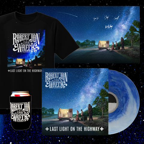 Last Light On The Highway Pre-Order Package Vinyl Deluxe