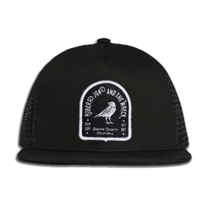 Hat - Trucker - Crow Patch
