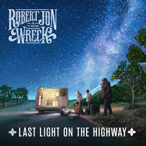 CD - Last Light On The Highway