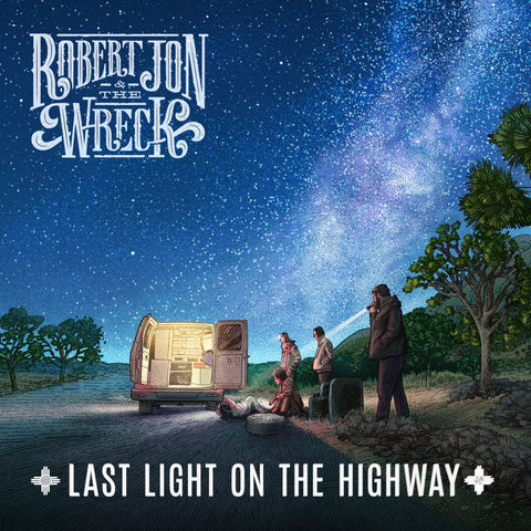 CD - Last Light On The Highway - Preorder