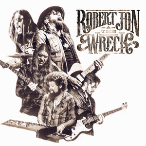 "CD - ""Robert Jon & The Wreck"" (2018)"