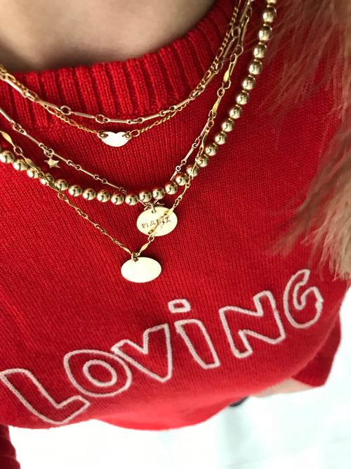 Heart Bond Necklace