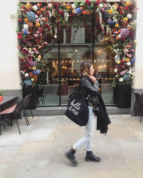 Belle Âme Shopper Bag