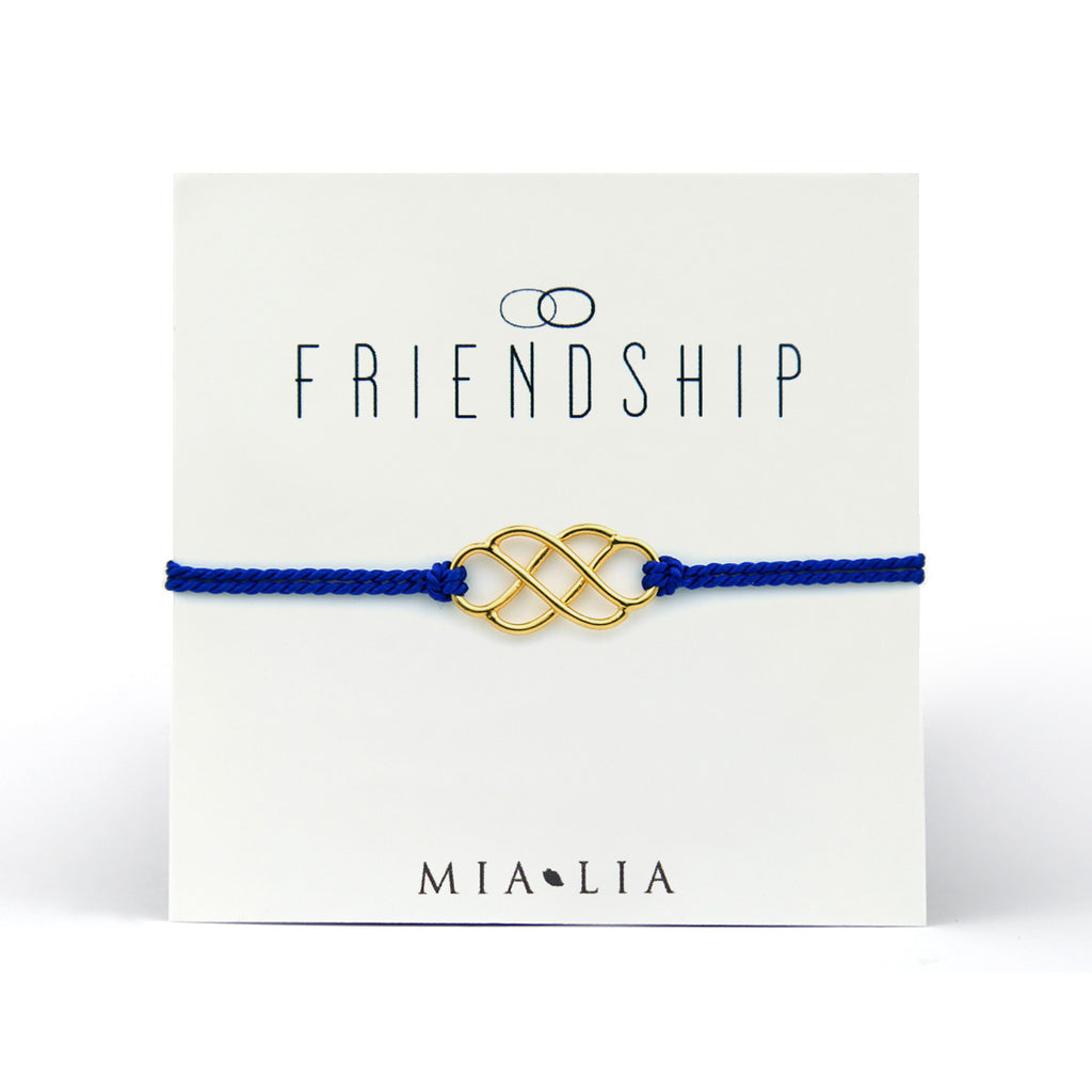 Knot Friendship Bracelet
