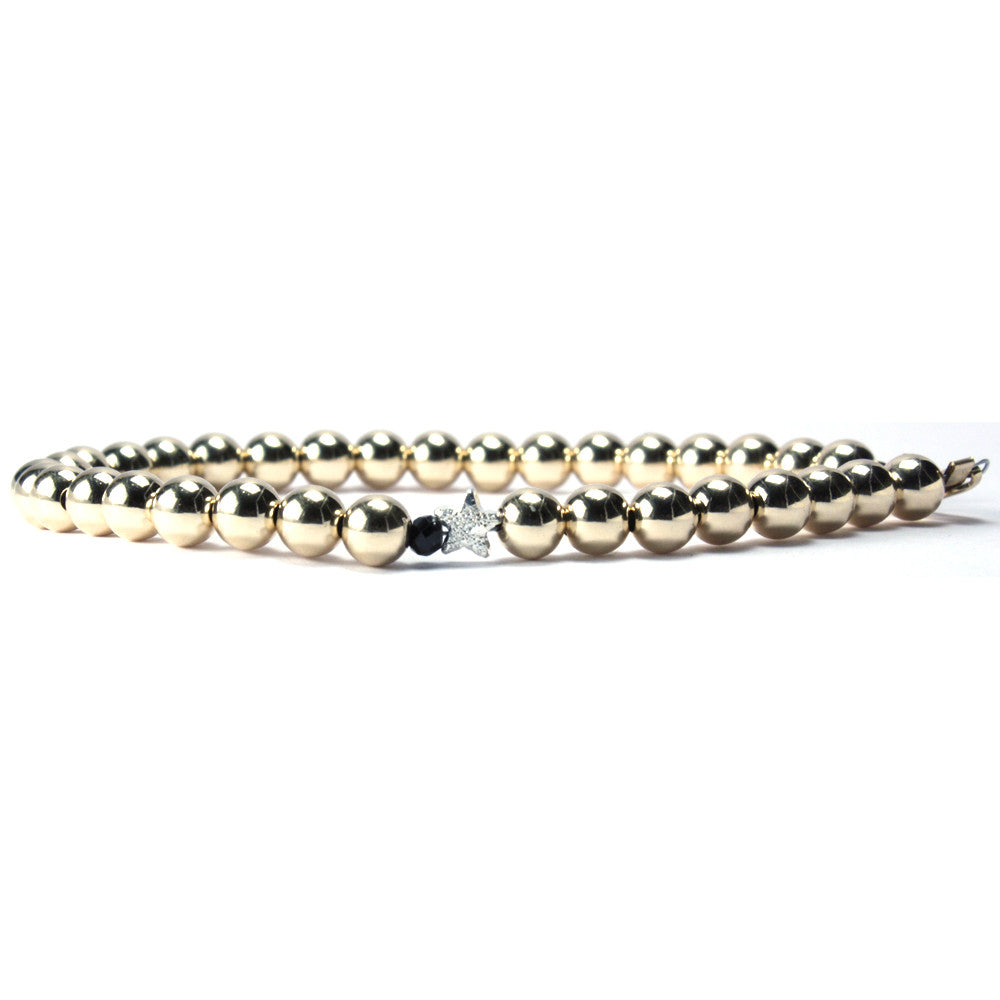 Keepsake Bracelet - Gold