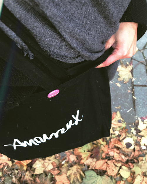 Amoureux Shopper Bag