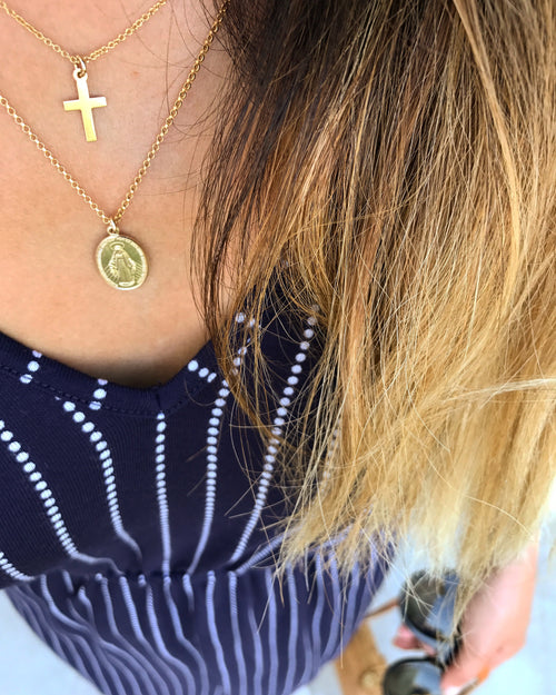Miraculous Medal Necklace