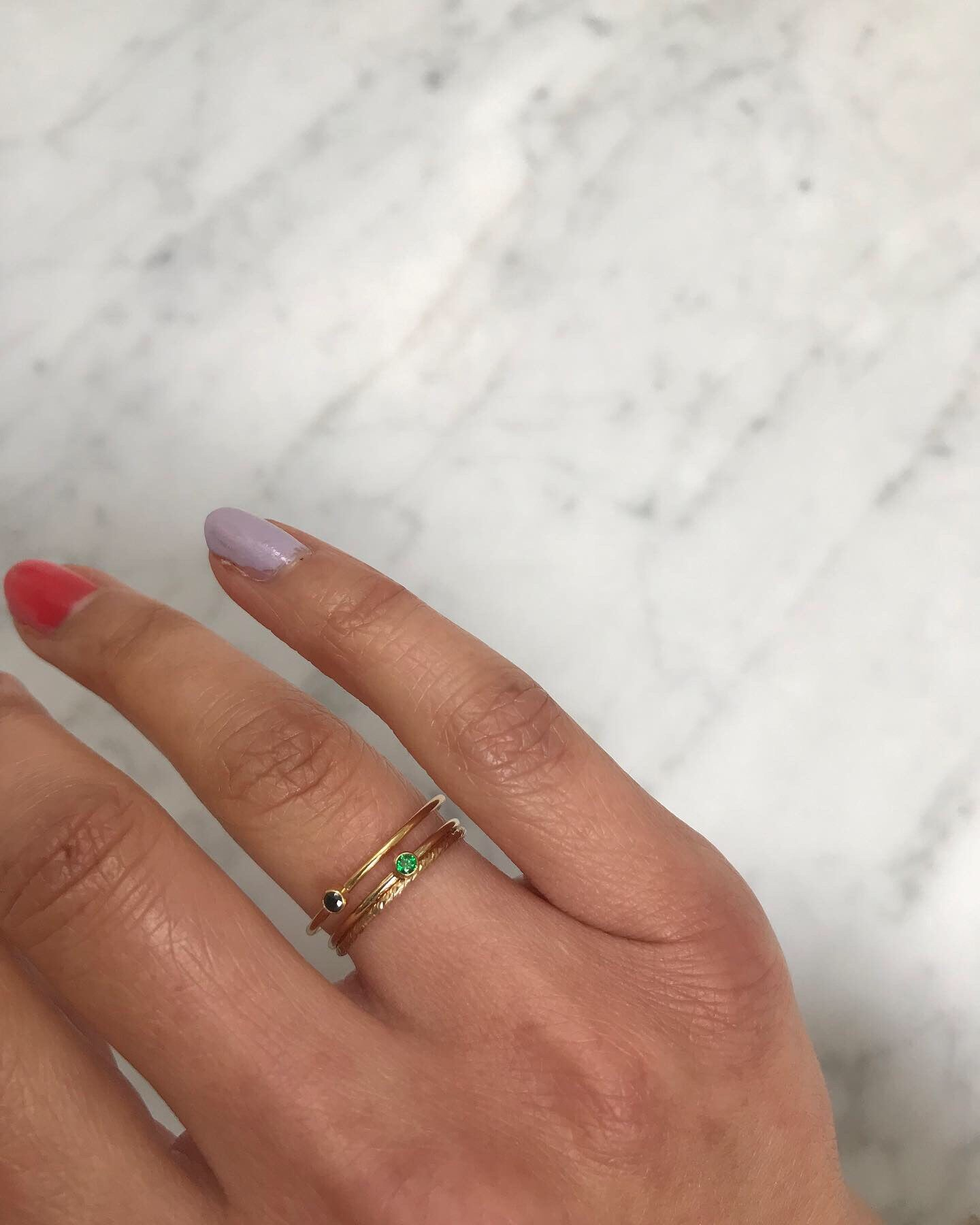Elle Stacking Ring