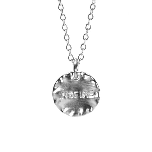 Karma Necklace - Inspire Disc