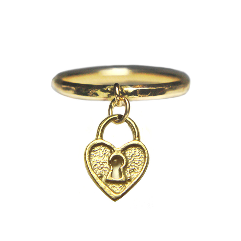 Heart Lockdown - Ring