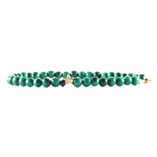 Keepsake Bracelet - Malachite