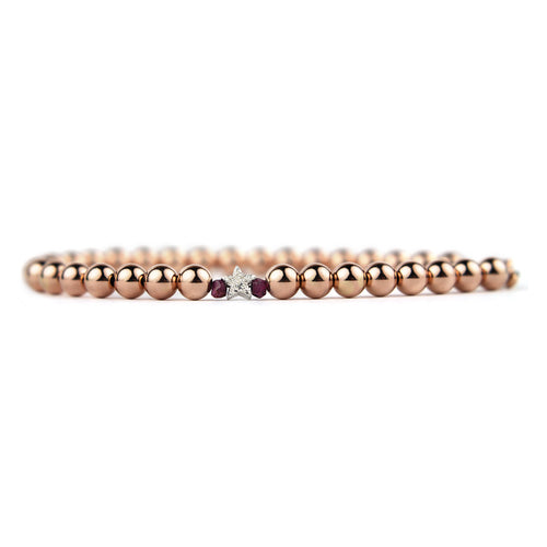 Keepsake Bracelet - Rose Gold