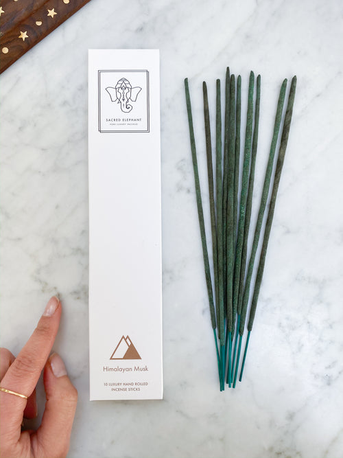 Sacred Elephant Incense Sticks ≈