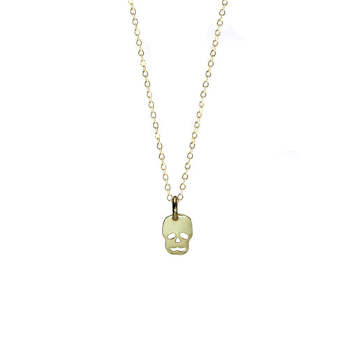 Karma Necklace - Skull