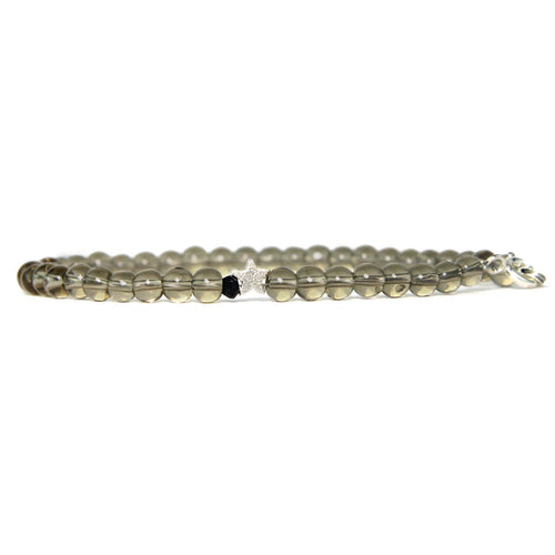 Keepsake Bracelet - Smoky Quartz