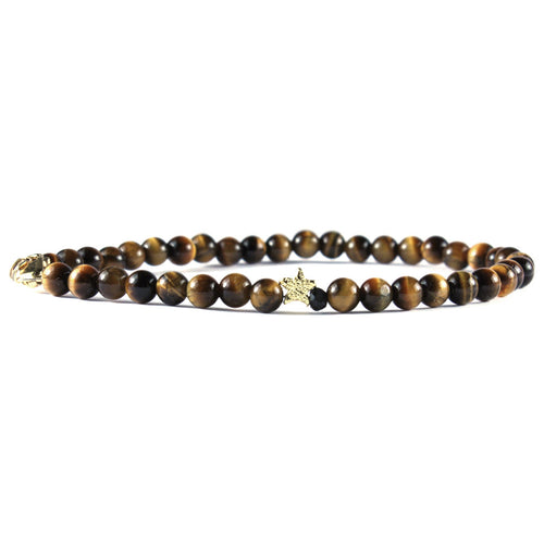 Keepsake Bracelet - Tigers Eye