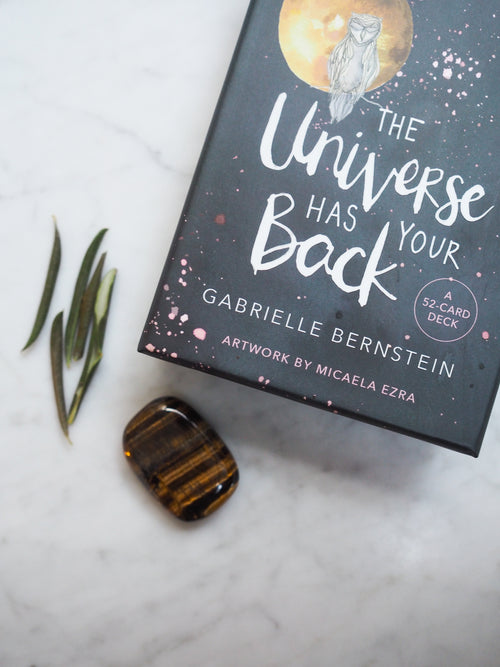 The Universe Has Your Back Cards Set ⌸
